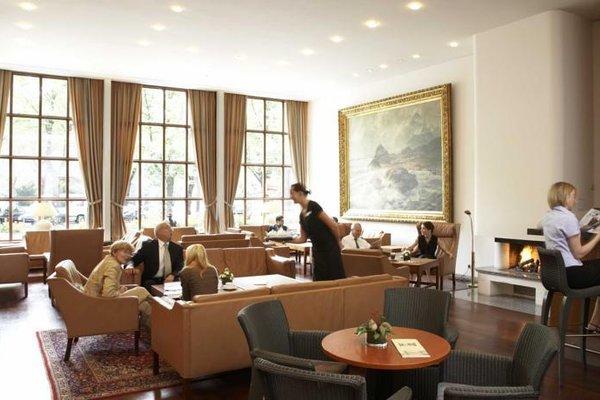 Hotel Baseler Hof - фото 12
