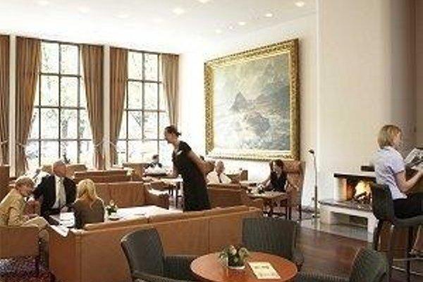 Hotel Baseler Hof - фото 13