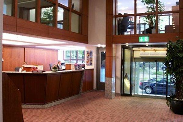 Hotel Baseler Hof - фото 14
