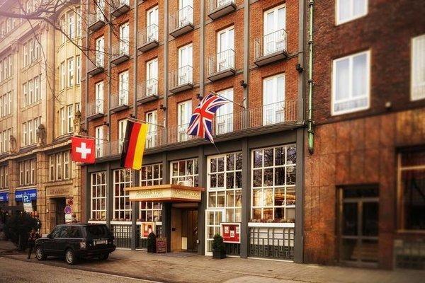 Hotel Baseler Hof - фото 22
