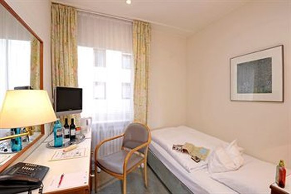 Hotel Baseler Hof - фото 3
