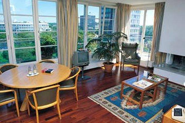 Hotel Baseler Hof - фото 9