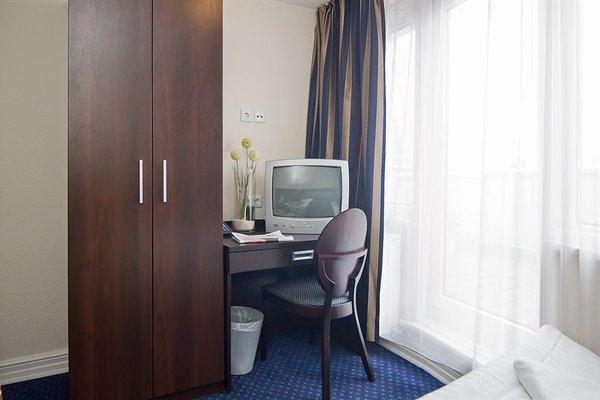 Novum Hotel Continental Hamburg Hauptbahnhof - фото 6