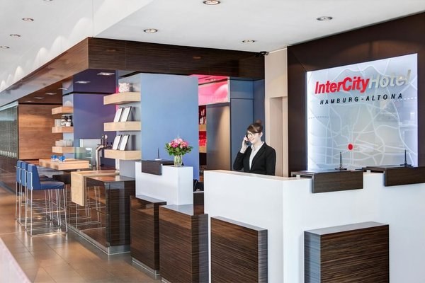 IntercityHotel Hamburg Altona - 14