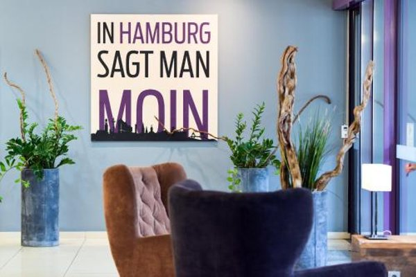 Mercure Hotel Hamburg City (ех. Novotel City-Sued) - фото 13