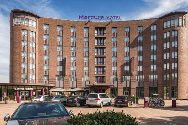 Mercure Hotel Hamburg City (ех. Novotel City-Sued) - фото 22