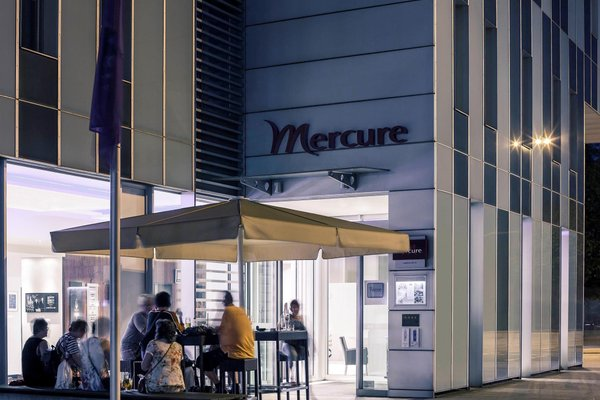 Mercure Hotel Hamburg Mitte (ех. Dorint An der Messe) - фото 18
