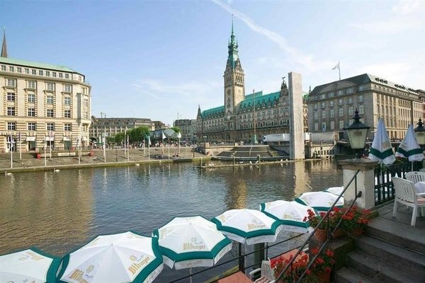 Mercure Hotel Hamburg Mitte (ех. Dorint An der Messe) - фото 21