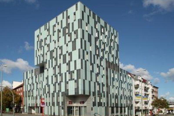 Mercure Hotel Hamburg Mitte (ех. Dorint An der Messe) - фото 23