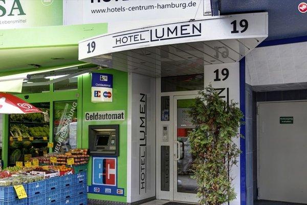 Hotel Lumen am Hauptbahnhof - фото 21
