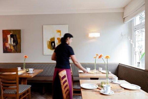 Hotel St. Annen - фото 15