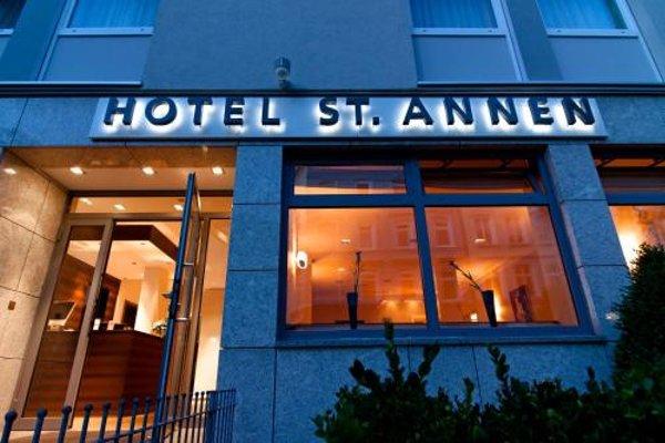 Hotel St. Annen - фото 22