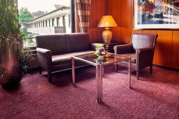Best Western Hotel Hamburg International - фото 7