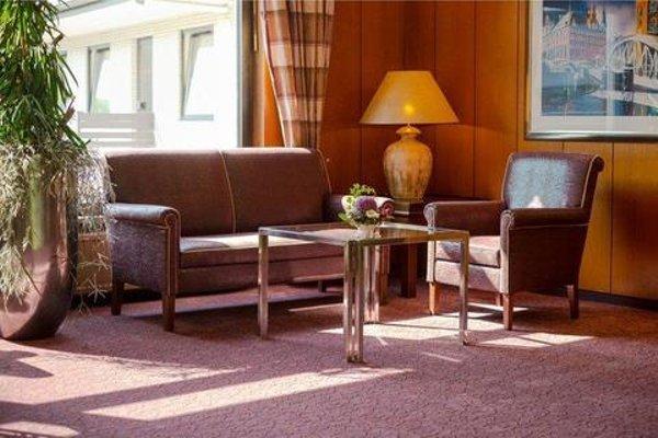Best Western Hotel Hamburg International - фото 8