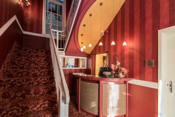 Hotel City House - фото 20