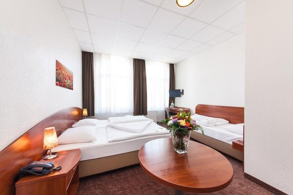 Novum Hotel Hamburg Stadtzentrum - фото 26