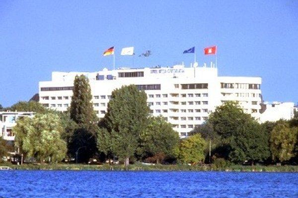 Intercontinental Hamburg - фото 21