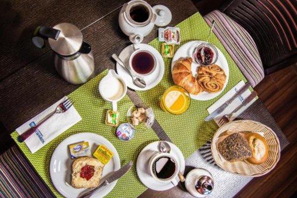 Best Western Raphael Hotel Altona - фото 14