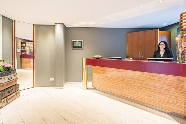 Best Western Raphael Hotel Altona - фото 18