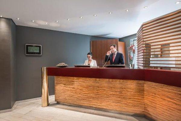 Best Western Raphael Hotel Altona - фото 19