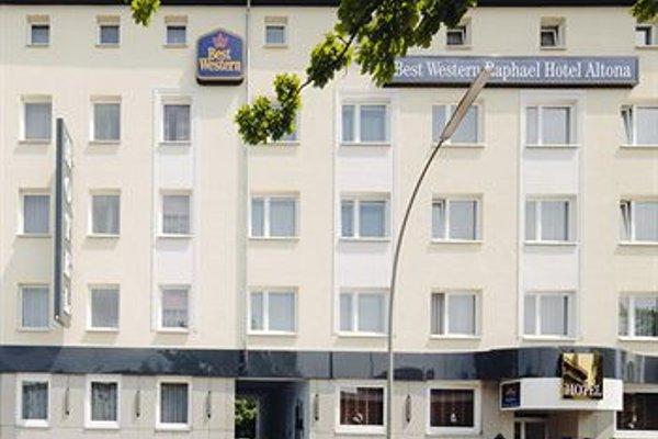 Best Western Raphael Hotel Altona - фото 22