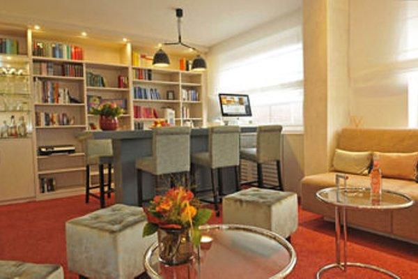 Best Western Raphael Hotel Altona - фото 6