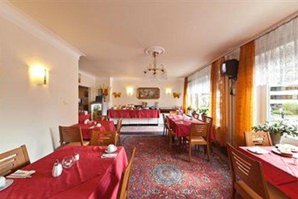 Centrum Hotel Wikinger Hof Hamburg - фото 11