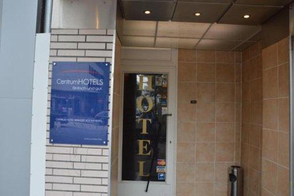 Centrum Hotel Wikinger Hof Hamburg - фото 19
