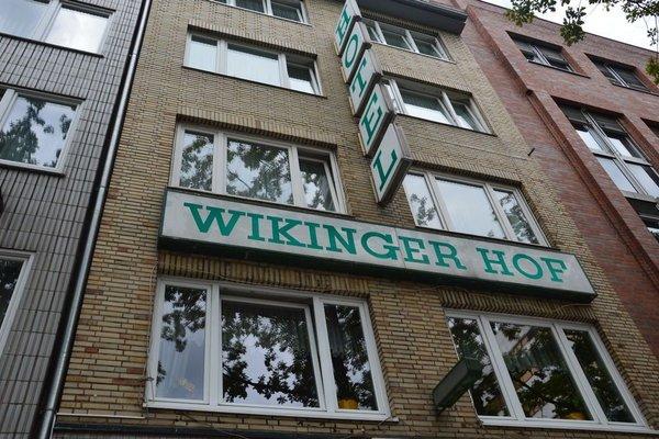 Centrum Hotel Wikinger Hof Hamburg - фото 22