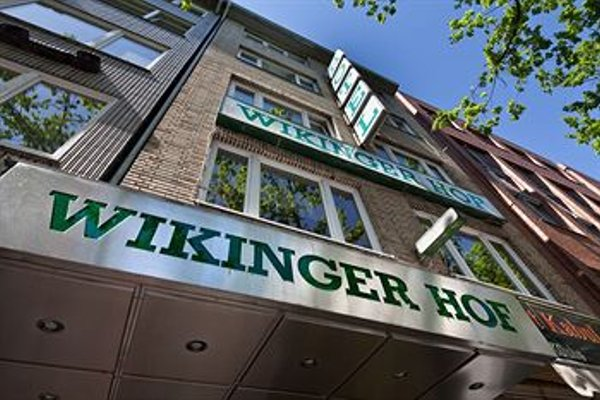Centrum Hotel Wikinger Hof Hamburg - фото 23