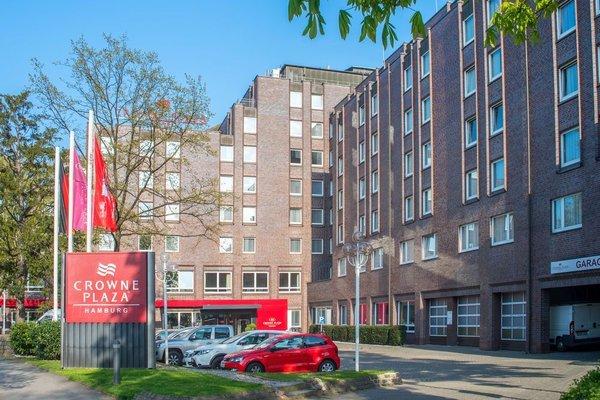 Crowne Plaza Hotel Hamburg - City Alster - фото 22