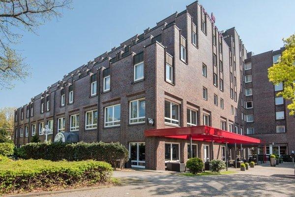 Crowne Plaza Hotel Hamburg - City Alster - фото 23