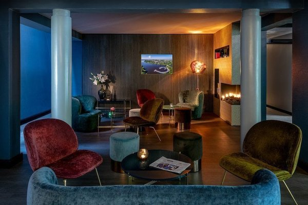 NIPPON HOTEL Hamburg - фото 8