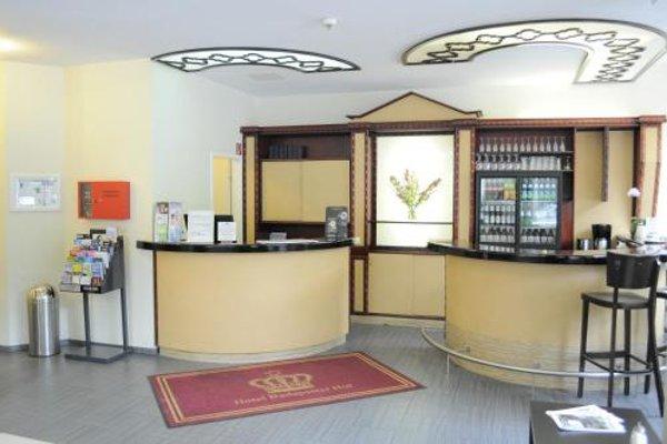 Hotel Budapester Hof - фото 15