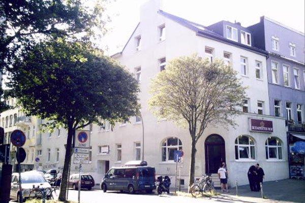 Hotel Budapester Hof - фото 23