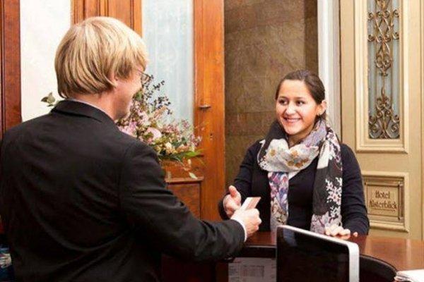 Hotel Alsterblick - фото 16