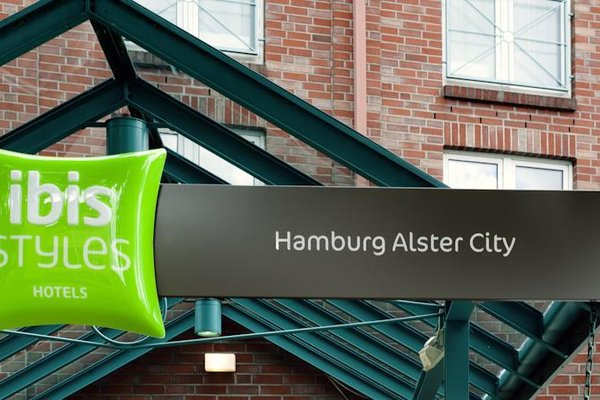 ibis Styles Hamburg Alster City - фото 22
