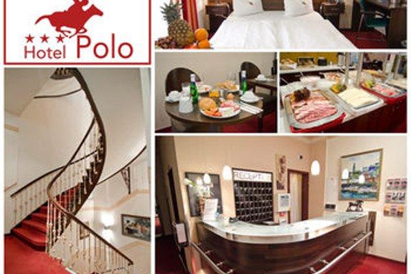 Polo Hotel (ех. Polo Novum) - фото 10