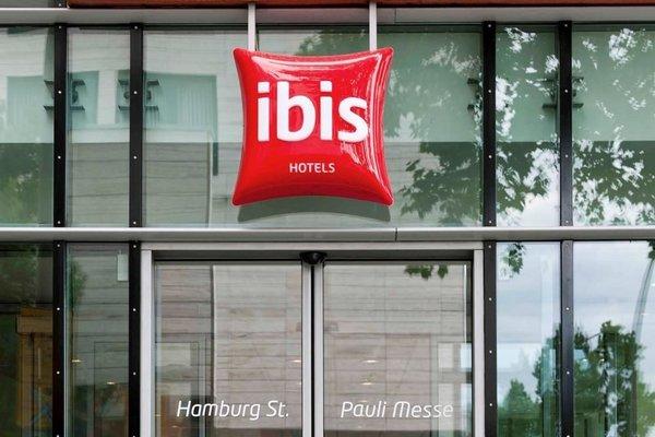ibis Hotel Hamburg St. Pauli Messe - фото 13