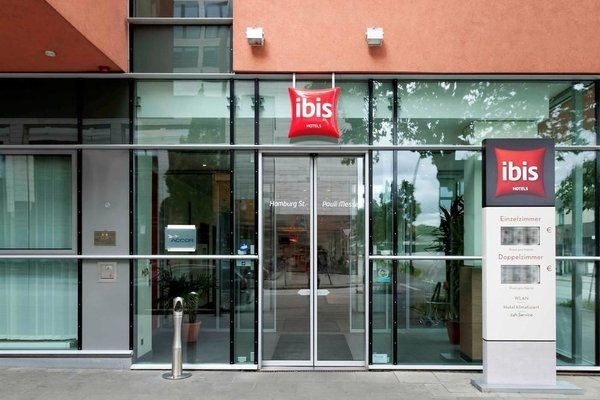 ibis Hotel Hamburg St. Pauli Messe - фото 18