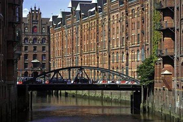 ibis Hotel Hamburg St. Pauli Messe - фото 20
