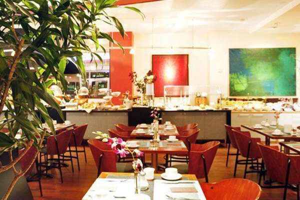 Quality Hotel Ambassador Hamburg - фото 12
