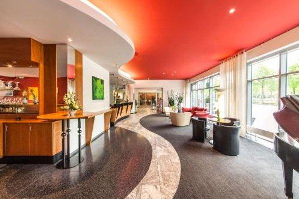 Quality Hotel Ambassador Hamburg - фото 16