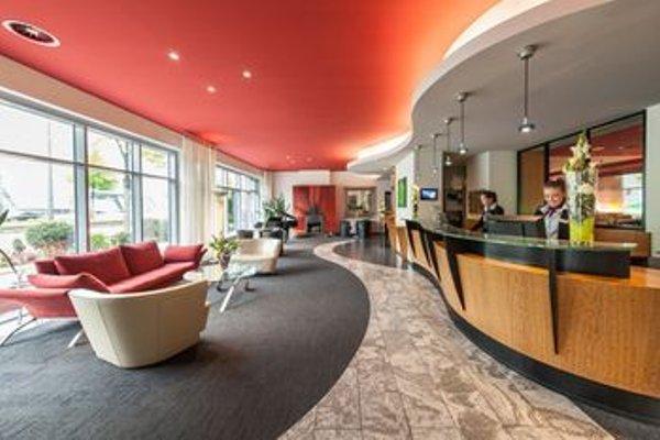 Quality Hotel Ambassador Hamburg - фото 17