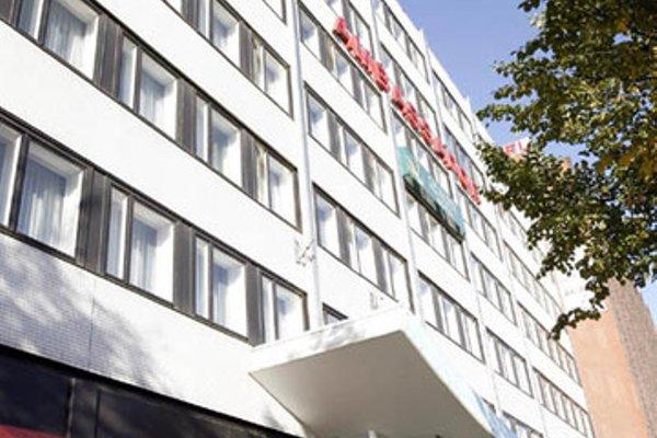 Quality Hotel Ambassador Hamburg - фото 22