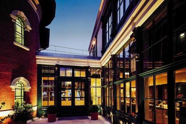 Hotel Sullberg Karlheinz Hauser - фото 17