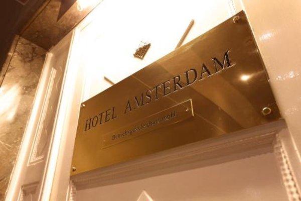 Hotel Amsterdam - 17