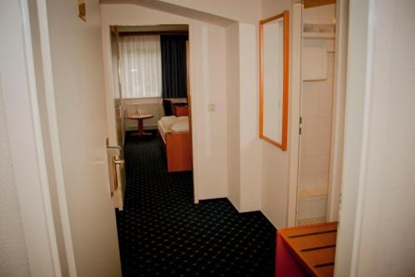 Elbbrucken Hotel - фото 9