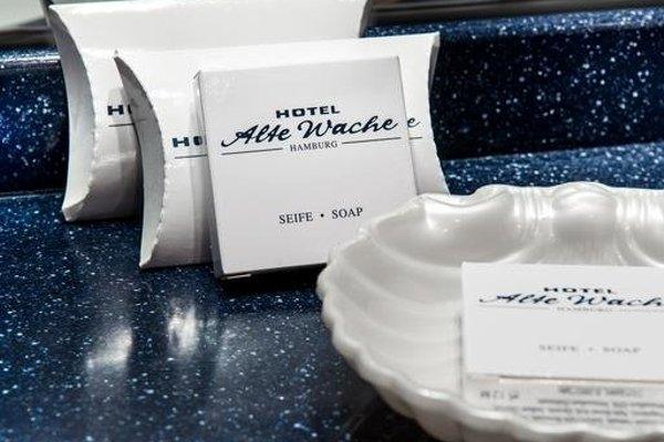 Hotel Alte Wache - фото 21