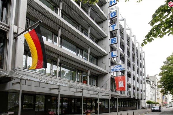 Hotel Alte Wache - фото 22